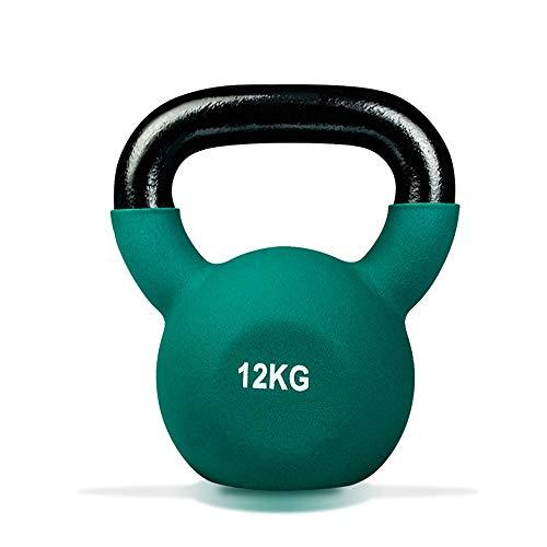 Kettlebells HUAHUA Gimnasio De Pesas Rusas, De Hierro Fundido, De Seguridad Y Material Deportivo De Fitness, 2kg, 4kg, 6kg, 8kg, 10kg, 12kg, 14kg, 16kg, 18kg, 20kg (Size : 4kg)