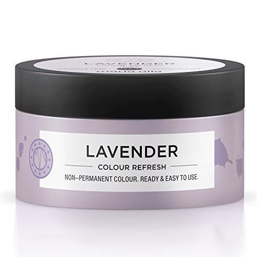 Maria Nila Colour Refresh - Lavender 100ml | Eine revolutionäre Farbmaske zur Auffrischung und Intensivierung der Haarfarbe