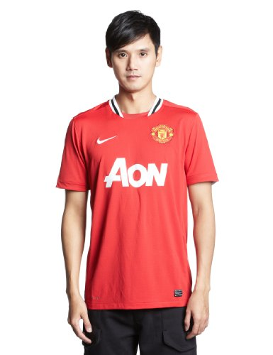 Nike Manchester United Home Jersey - XX Large Red