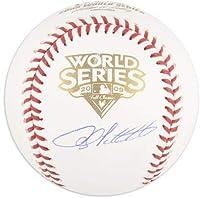 Andy Pettitte New York Yankees Autographed 2009 World Series Baseball - Autographed Baseballs