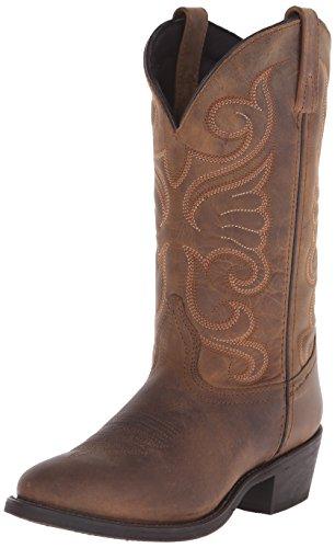 Laredo Women s Bridget Western Boot, Tan, 9.5 M US