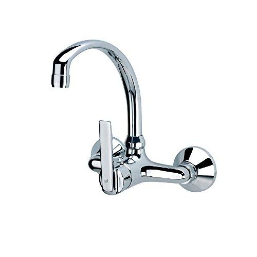 Teka 5302412 Wasserhahn, Silber