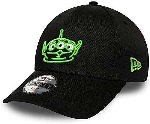 New Era Alien Black Kids Toy Story Faces 9Forty Strapback Cap Toddler Kleinkind