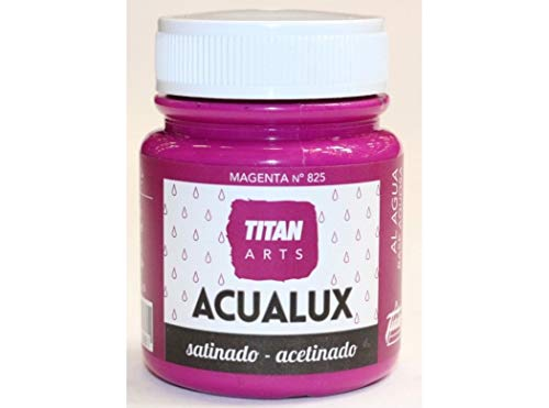 Industrias Titan. S.L 920825 - Pintura manualid. acril. 100 ml magenta satin....
