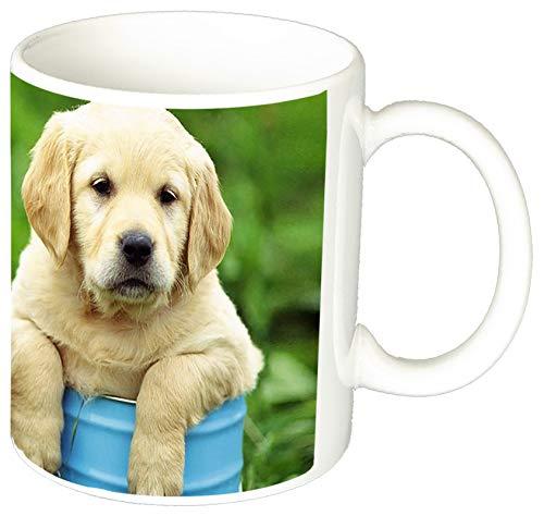 MasTazas Golden Retriever Cachorros Puppies A Tasse Mug