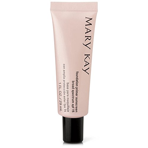 powerful Mary Kay Foundation Sunscreen Broad Spectrum SPF 15oz 1st floor.  / 29 ml