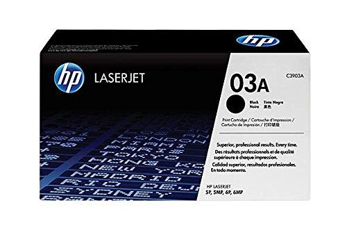 C3903A HP Laserjet 5p Toner Schwarz