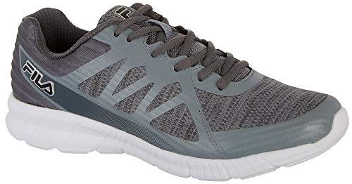 Fila Mens Memory Finity 3 Running Shoes 10.5 Grey Multi