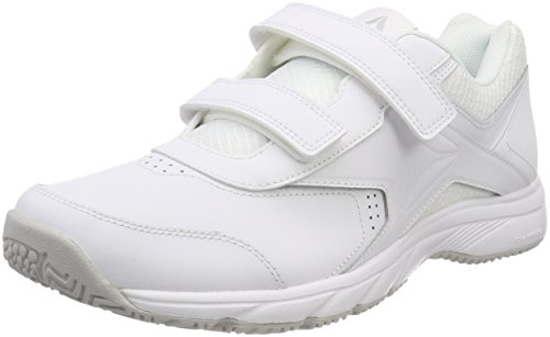 Reebok Reebok Damen Work N Cushion 3.0 Kc Fitnessschuhe, Weiß (White/Steel 000), 37 EU