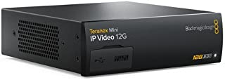 Blackmagic Design Teranex Mini - IP Video 12G CONVNTRM/OB/IPV