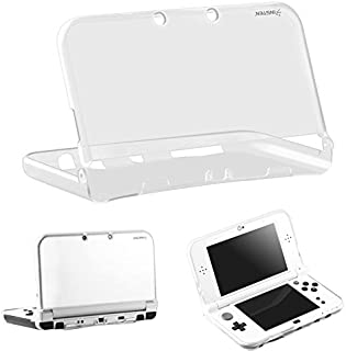 New 3DS XL/LL Case Cover Ultra Clear Transparent Slim [Soft TPU]
