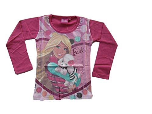 Barbie de manga larga para en 2colores - Cerise