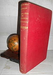CUATRO AÑOS DE EXPERIENCIA REPUBLICANA. 1931 - 1935. 1ª edición. Nota al lector del autor