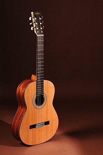 Konzert-Gitarre / Klassik Gitarre Sigma CM-6 hochglanz lackiert