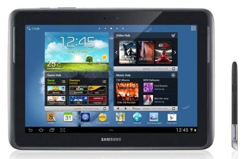 Samsung Galaxy Note 10.1 - Tablet (1.4 GHz, Exynos 4412, 16 GB, Flash, microSD (TransFlash), microSDHC, 256.5 mm (10.1 '))
