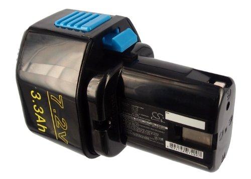 Cameron Sino 3300mAh/23.76wh batteria di sostituzione per HITACHI DN7DT