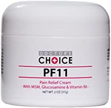 【Doctor's Choice】ドクターズチョイス PF11 クリーム(30日分 57g)(グルコサミン、アルニカ、ヒマワリ種子オイル配合)
