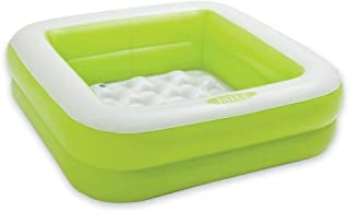 Intex Kiddie Pool Kid's Summer Sunset Glow Design, Assorted, 33.5 inches x 33.5 inches x 9 inches