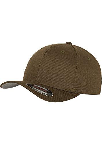 Flexfit Baseball Cap Herren Cap Olive