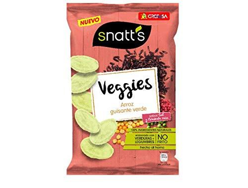 Snatts Grefusa - Snatt'S Veggies Guisante Y Maiz , 85 g