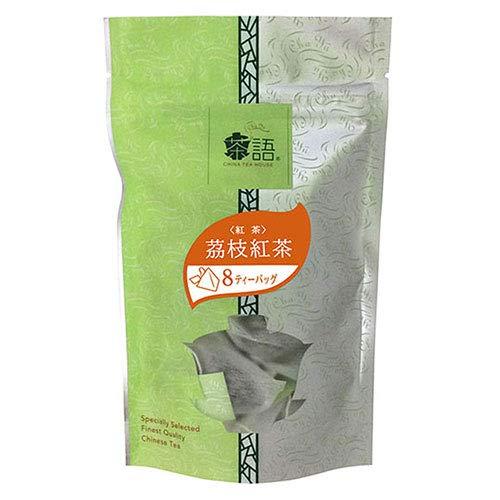 茶語 ティーバッグ中国茶 茘枝紅茶(レイシコウチャ) 【36袋組】