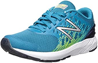 New Balance Kid's FuelCore Urge V2 Running Shoe, ozone blue/hi lite, 7 M US Big Kid