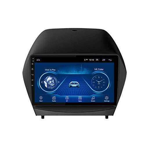 Navegación GPS para Hyundai IX35 del Coche de 9 Pulgadas de Alta definición de la Pantalla capacitiva Multi-táctil de Coches Navegador Satelital Soporte de vídeo Juega Bluetooth estéreo