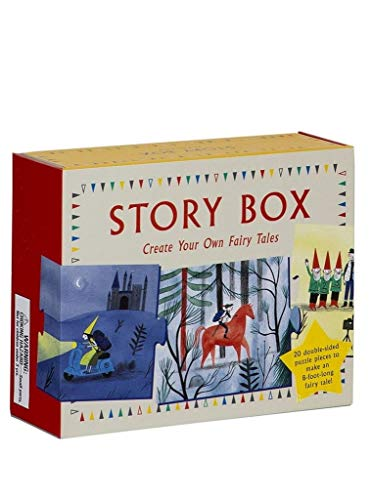 Magma: Story Box: Create Your Own Fairy Tales (Magma for Laurence King)