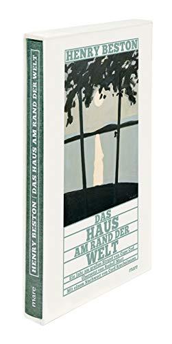 Buchseite und Rezensionen zu 'Das Haus am Rand der Welt: Ein Jahr am großen Strand von Cape Cod (mare-Klassiker)' von Henry Beston