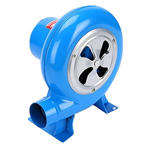Soplador Eléctrico Centrífugo para Exteriores, Ventilador de Barbacoa de 220 V, Ventilador de Forja de Carbón, para Barbacoa, Ventilador de Chimenea