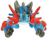 N/D 30cm Plush Toy Swampert Mega Mudkip Cartoon Soft Stuffed Dolls Christmas Kid Gift
