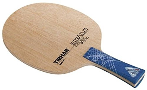 Tibhar Stratus Power Wood Con Table Tennis Paddle (Multicolor, Weight - NA)