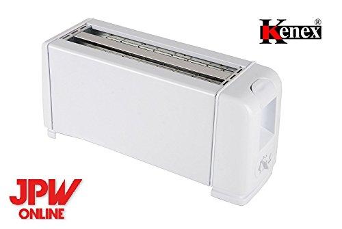 JPWonline - Tostadora 4 rebanadas 1300W Kenex KXC-TS04