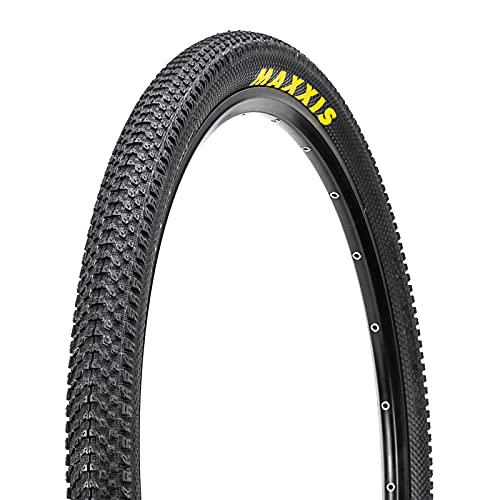 【US Stock】 BUCKLOS Mountain Bike Tires 26/27.5/29 inch 1.95/2.1, 60TPI Flimsy Punture Resistant MTB Tire, 65PSI Fold/Unfold Trek Bike Wire Bead Tire (26×2.1-Unfold-Flimsy)