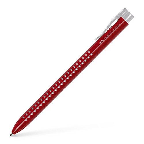 Faber-Castell 544621 - Kugelschreiber Grip 2022, rot
