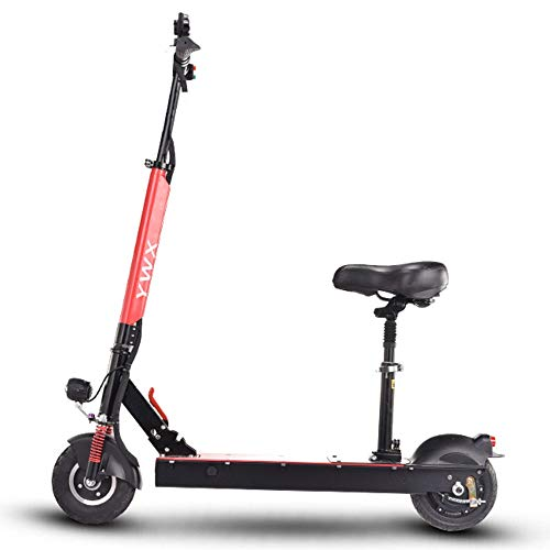 Scooter eléctrico ajustable 70-80 kilómetro de largo alcance Diseño portátil plegable Tráfico...