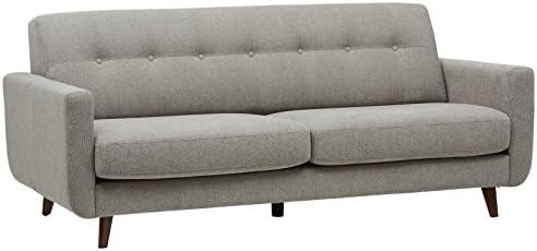 Best Amazon Brand – Rivet Sloane Mid-Century Modern Sofa with Tufted Back, 79.9