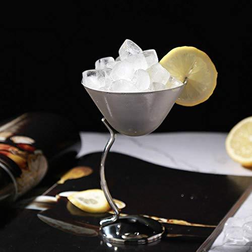 BWM Martini Glas Bruiloft Champagne Driehoekige Cocktail Goblet Zoete Wijnbeker