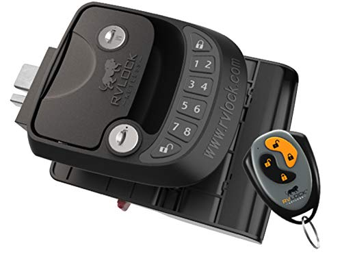 RV Keyless Entry Keypad