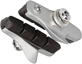 Shimano BR9000 Dura Ace R55C4 Replacement Road Bike Brake Pads - 1 Pair - Silver