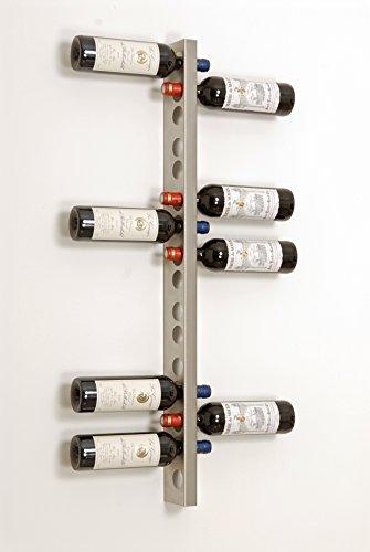 Reinkedesign hochwertiges Design-Weinregal ORIGINAL (16 Flaschen)