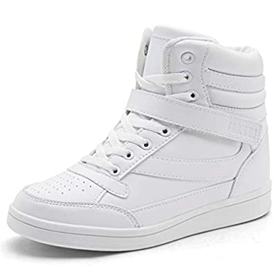 top white sneakers