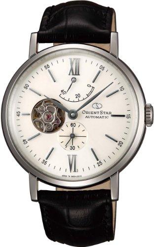 [オリエント時計] 腕時計 オリエントスター WZ0131DK ブラック