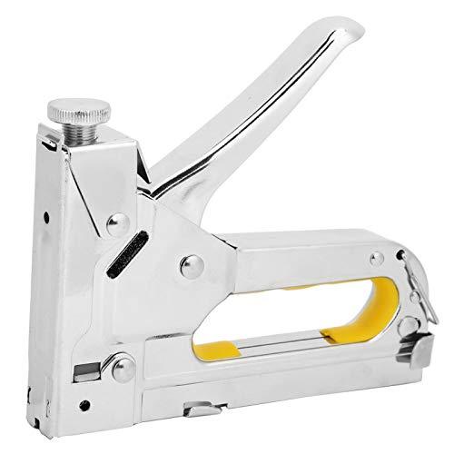 Manuelle Brad Nailer Power Adjustment Hefterpistole, Polster Hefter Nagelpistole für Polster, Heimwerker, Möbel, Material Heftpistolen-Kit