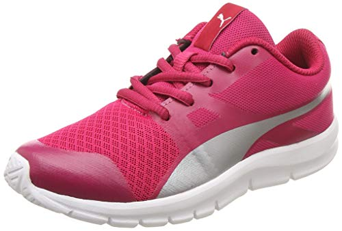 Puma Unisex Flexracer Ps Pink Sneakers