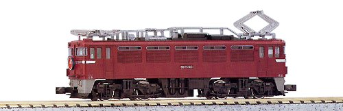 Electric Locomotive Type ED75 (for Cold-Weather Conditions) (Model Train)