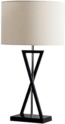Amazon.com: CCSUN Lámpara LED de mesa, moderna lámpara de ...