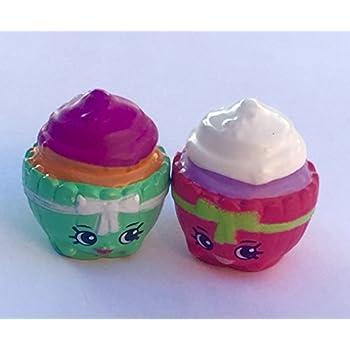 Shopkins Season 4 Food Fair - Set of 2 Patty | Shopkin.Toys - Image 1