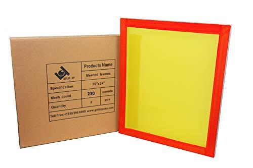 marco serigrafia fabricante GoldUpUSAInc