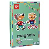 APLI Kids - Dress Up Juego Magnético, Color Multicolor, 16495